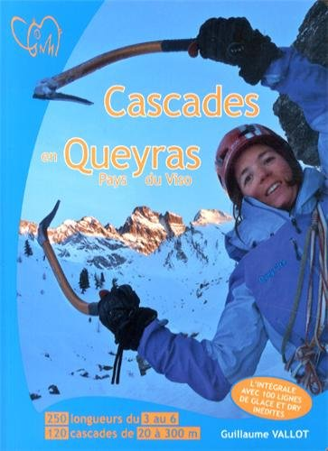 Cascades en Queyras : Pays du Viso