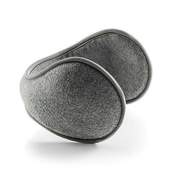 Suprafleece Ear Muffs, Ear warmer, Anthrazit, One Size