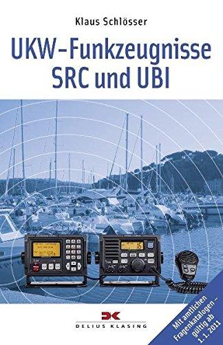 Preisvergleich Produktbild UKW-Funkzeugnisse SRC und UBI