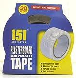 151 - Rollo de cinta de malla para panel de yeso (20 m, 48 mm)