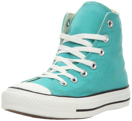 Converse AS Hi Seas. Can 122166, Sneaker unisex adulto Blu (Türkis (waterfall))