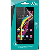 Wiko M224-Q81000-000 Film de Protection d'écran en Verre trempé Transparent