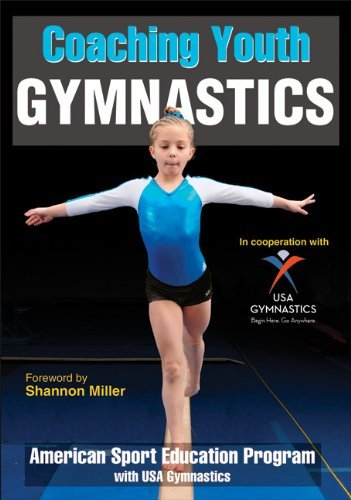 Coaching Youth Gymnastics (Coaching Youth Sports) (English Edition) por USA Gymnastics