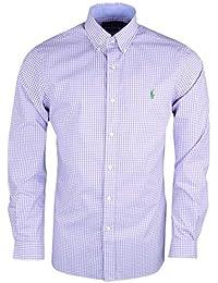 Amazon.fr   Ralph Lauren - Chemises   T-shirts, polos et chemises ... eb1f44a60e2b