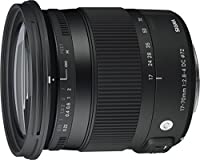 Sigma 17-70 mm f/2.8-4 DC Macro HSM - Objetivo para Sony/Minolta (distan...