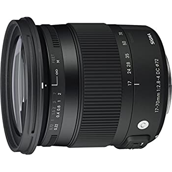 Sigma 17-70mm f/2.8-4 DC HSM for Pentax