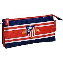 C Y P Atlético De Madrid Estuches, 22 cm, Multicolor