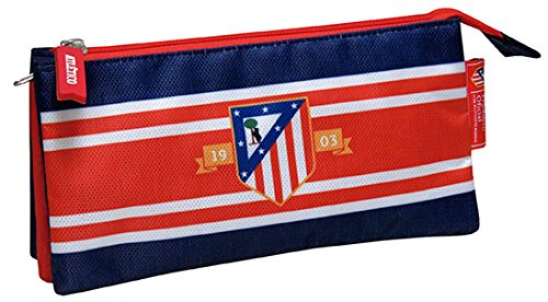 C Y P Atlético De Madrid Estuches, 22 cm, Multicolor
