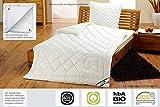 Frankenstolz f.a.n 50480-10011-19 Vierjahreszeiten-Steppbett kbA Baumwolle