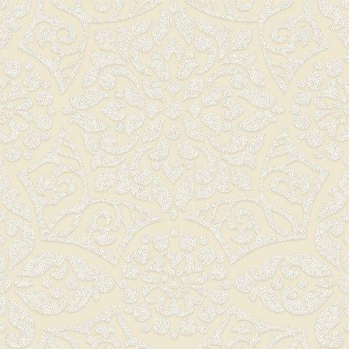 yasmin-341700-colore-champagne-a-rilievo-in-tnt-fibra-di-vetro-parato-stampa-floreale-luminosa