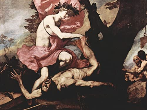 Lais Lais Lais Puzzle José de Ribera - Apollon et Marsyas 500 Pieces B07DLDMDPB 6079b3