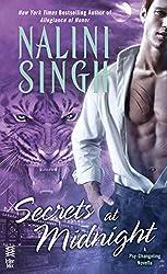 Secrets at Midnight (Psy-Changeling Novel, A)