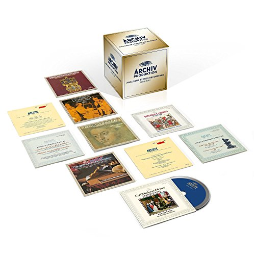 Archiv Produktion: Analogue Recordings (Limited Edition) -