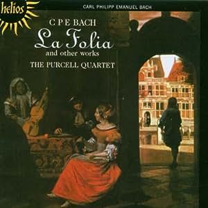 Carl Philipp Emanuel Bach: La Folia