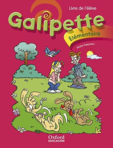 Galipette Élémentaire Pack (Livre de l'Élève + MultiROM)