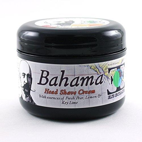 Eli's Extracts Bahama Head Shave Cream - Do Your Head a Favor