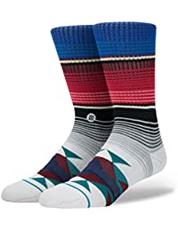 Stance Calcetines Khan Classic Medium Cushion Poly Blend negro/multi/blanco fsfQxj
