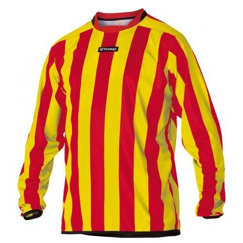 Stanno Benfica Trikot L.A. - yellow-red, Größe Stanno:M/L (Benfica Fußball Trikot)