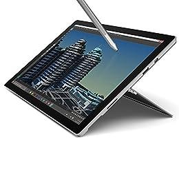 "Microsoft Surface Pro 4 - Tablet DE 12.3"" (Intel Core i5, 4 GB RAM, 128 GB SSD, Windows 10 Pro) - Lápiz Incluido"