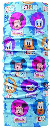 Baby Buff Mädchen Multifunktionstuch Original,mehrfarbig,Mickey Party,One size,107966 -