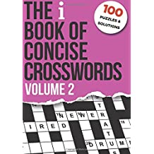 The i Book of Concise Crosswords Volume 2