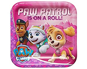 Patrulla Canina - Platos Skye y Everest (Design Ware 551665)