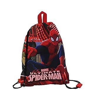 Spiderman Mochila Infantil, 2.4 Litros, Color Rojo