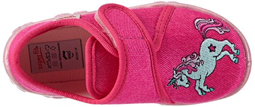 Superfit Bonny, Chaussons fille Rose (pink 63)