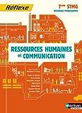 Image de Ressources humaines et Communication - Tle STMG