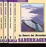 Berserkers en 4 volume complets.