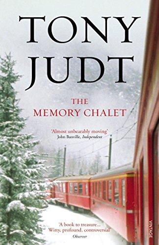 The Memory Chalet por Tony Judt