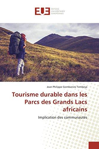 Tourisme durable dans les Parcs des Grands Lacs africains