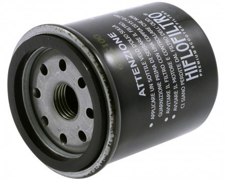 Ölfilter HIFLOFILTRO für Vespa LX 125 ie 3V M68300 2013 11,6 PS,...