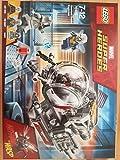 LEGO Marvel Super Heroes erforscher del cuántico Unido (76109) Cooles...