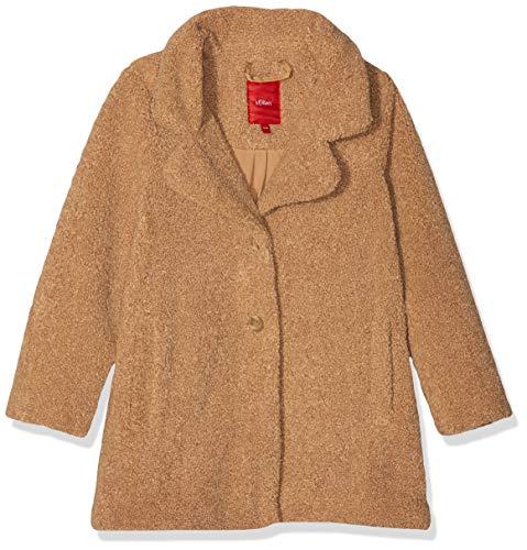 s.Oliver RED Label Mädchen Mantel aus Teddyfell Cherokee 128