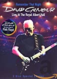 : David Gilmour - Remember That Night: Live At The Royal Albert Hall [2 DVDs] (DVD)