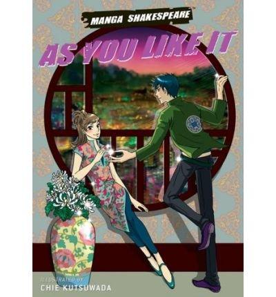 As You Like It (Manga Shakespeare) (Paperback) - Common