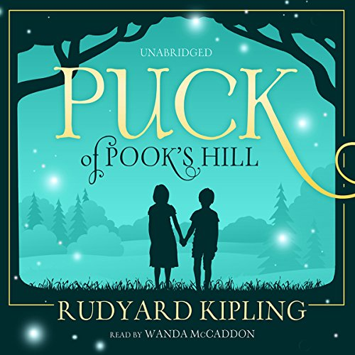 Puck of Pook's Hill  Audiolibri