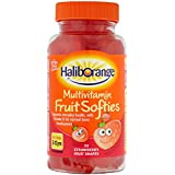 Seven Seas Haliborange Kids Strawberry Multivitamin Fruit Softies 30