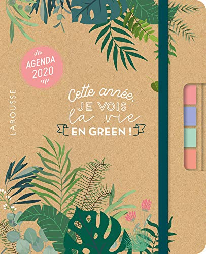 Green agenda 2020: Cette année je vois la vie en green !