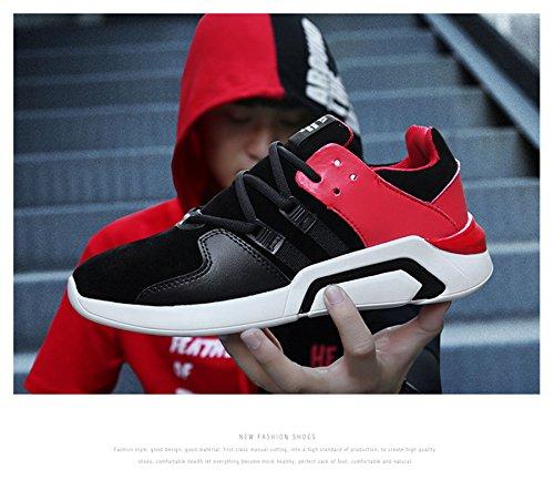 LFEU - Basse Uomo nero rosso
