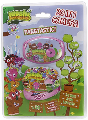 Moshi Monsters Digital Kamera (Pink) Preisvergleich