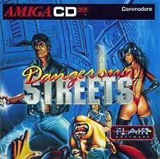 DANGEROUS STREETS AMIGA CD32