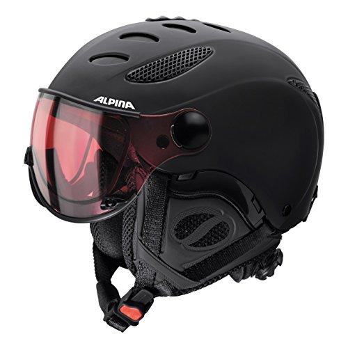 Alpina Sportbrille, Black