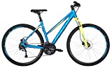 Bulls Cross Bike 1 Trekkingrad Blau (2017) Damen Fahrrad 28 Zoll, 24 Gänge