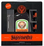 Pack Jägermeister 1,75 litros + 2 vasos + servidor (Party Pack)