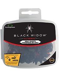 Softspikes ST20STBWPINS Boîte de 20 Crampons Mixte Adulte, Noir
