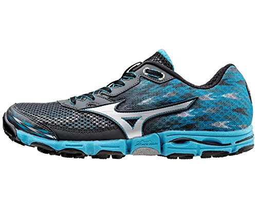 Mizuno Wave Hayate 2 Women's Chaussure Course Trial - AW15 blue