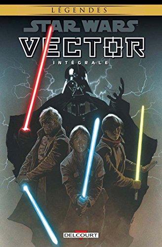 Star Wars Vector - Intégrale par Mick Harrison, John Ostrander, Michael Atiyeh, Dave Glass