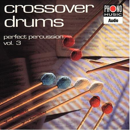 Audio Perfect Percussion Vol. 3 - Crossover Drums